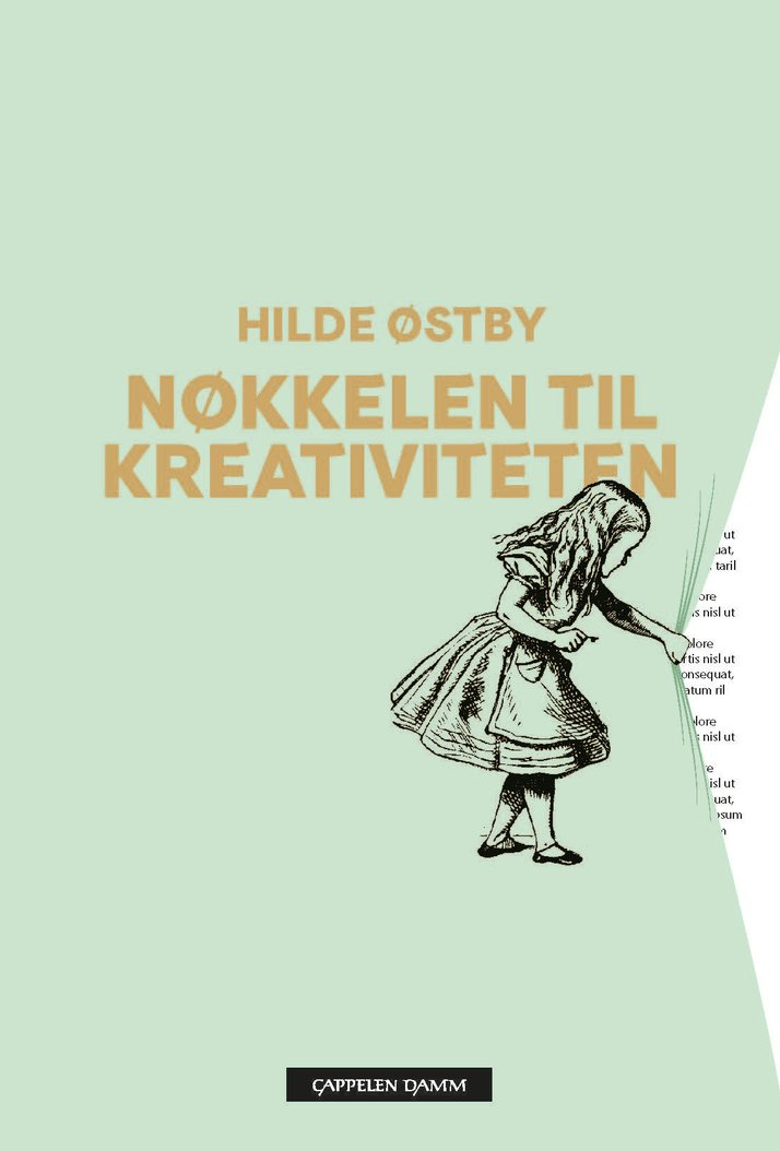 Østby nøkkelen til kreativiteten 9788202635510