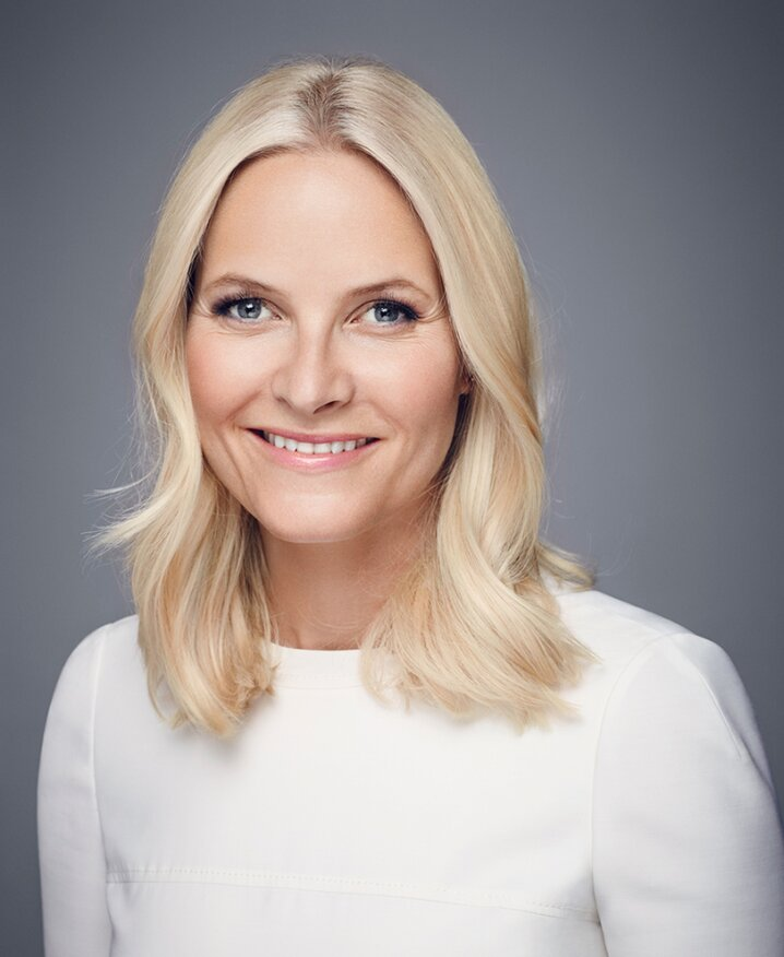 Mette marit photo jørgen gomnæs, the royal court