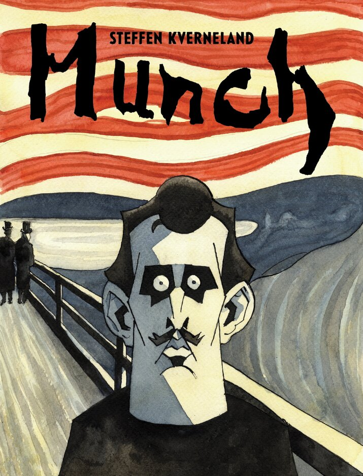 Kverneland munch cover