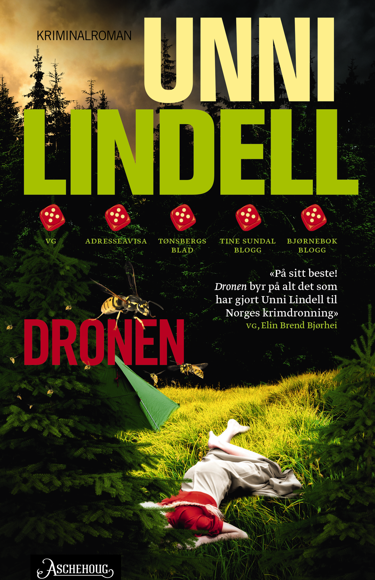 Lindell dronen 9788203363313