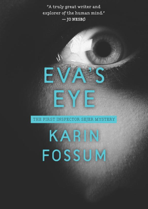Fossum evas øye english cover