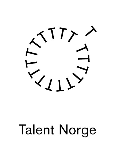 Talennorge logo white withname