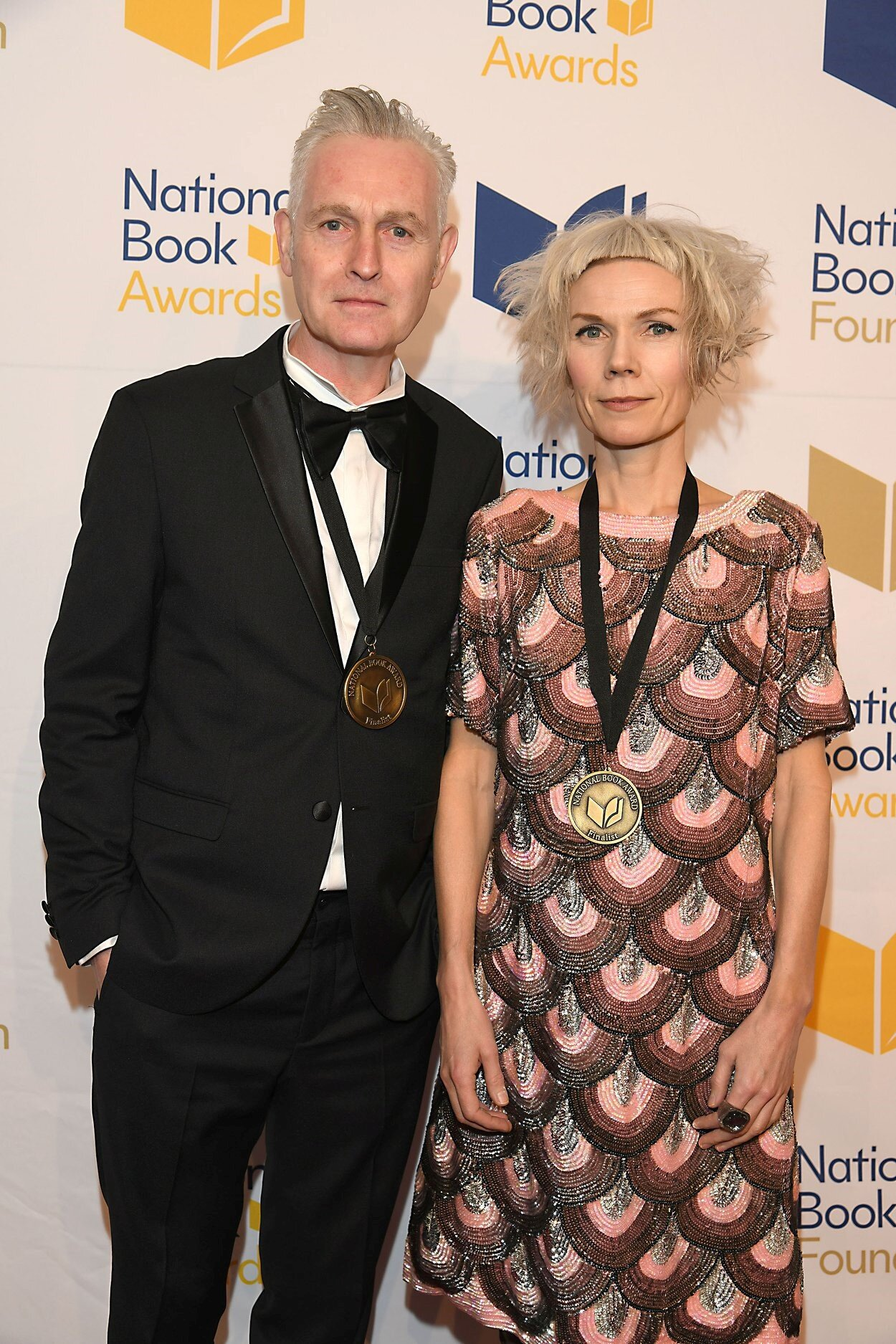 Martin aitken og hanne ørstavik national book award 2018